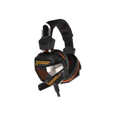 Havit Gaming Headset SORT+ORANGE 7.1